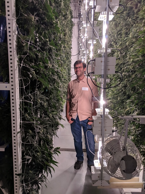 Michael Fisher, Designer and Builder at Higher Yields Cannabis Consulting